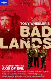 Cover of: Bad Lands (Lonely Planet) (Lonely Planet Travel)