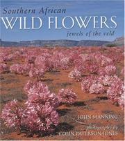 Cover of: Southern African wild flowers