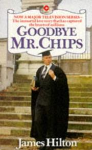 Cover of: Goodbye Mister Chips