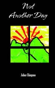 Cover of: Not Another Day