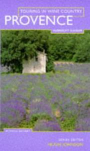 Cover of: Provence