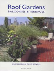 Cover of: Roof Gardens | Jerry Harpur, David Stevens