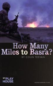 Cover of: How Many Miles to Basra?