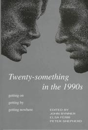 Cover of: Twenty-Something in the 1990s |