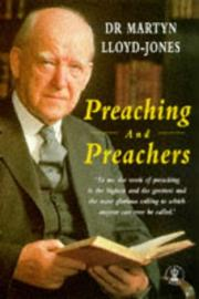 Cover of: Preaching and Preachers | Martin Lloyd-Jones