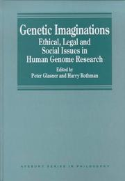 Cover of: Genetic imaginations |