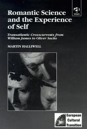 Cover of: Romantic science and the experience of self