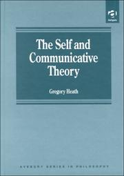Cover of: The self and communicative theory