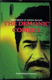 Cover of: The Demonic Comedy | Paul William Roberts