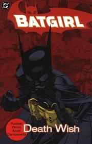 Cover of: Batgirl Vol. 3: Death Wish