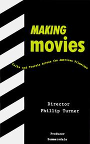 Cover of: Making movies
