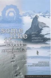 Cover of: Some Like It Cold (Summersdale Travel)