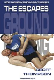 Cover of: The Escapes (Ground Fighting)