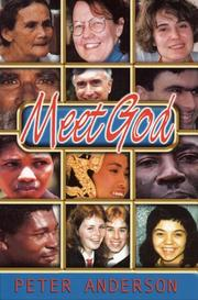 Cover of: Meet God