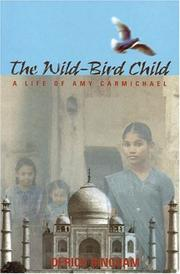 Cover of: The Wild-Bird Child | Derick Bingham