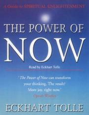 Cover of: Power of Now X2 Audio