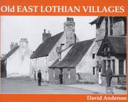 Cover of: Old East Lothian Villages