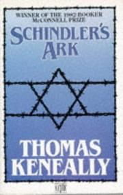 Cover of: Schindlers Ark