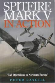 Cover of: Spitfire Mark V | Peter Caygill