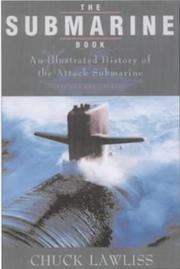 Cover of: The Submarine Book