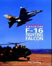 Cover of: F-16 Fighting Falcon -Cmbt Leg | Kev Darling
