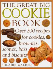 Cover of: Great Big Cookie Book