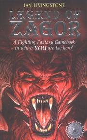 Cover of: Legend of Zagor