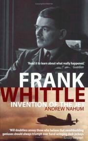 Frank Whittle by Andrew Nahum