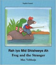 Cover of: Frog and the Stranger (English-Somali) (Frog series)