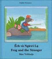 Cover of: Frog and the Stranger (English-Vietnamese) (Frog series)