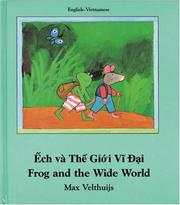 Cover of: Frog and the Wide World (English-Vietnamese) (Frog series)