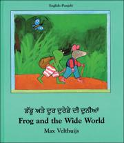 Cover of: Frog and the Wide World (English-Punjabi) (Frog series)