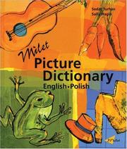 Cover of: Milet Picture Dictionary | Sedat Turhan