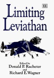 Cover of: Limiting Leviathan |