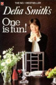 Cover of: One Is Fun!