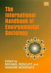 The International Handbook of Environmental Sociology