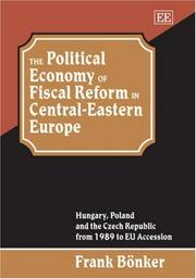 The Political Economy of Fiscal Reform in Central-Eastern Europe