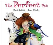 Cover of: The perfect pet