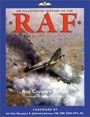 Cover of: An Illustrated History of the Raf