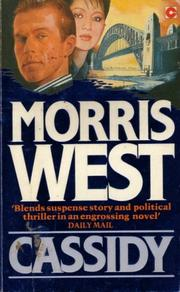 Cover of: Cassidy | Morris West