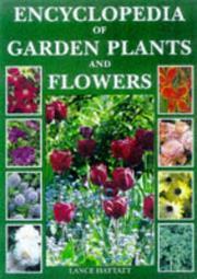 Cover of: Encyclopedia of Garden Plants and Flowers