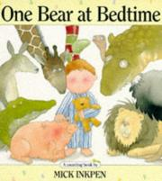 Cover of: One Bear at Bedtime (Picture Knight)