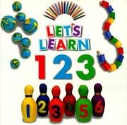 Cover of: Let's Learn 123 (Let's Learn)