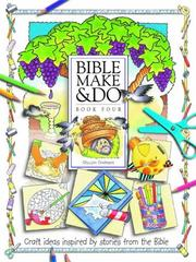 Cover of: Bible Make and Do (Ks2)