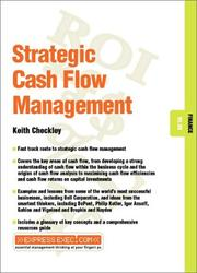 Cover of: Strategic Cash Flow Management