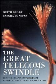 Cover of: The Great Telecoms Swindle | Keith Brody