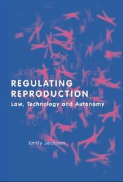 Cover of: Regulating Reproduction