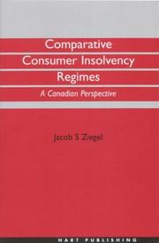 Cover of: Comparative Consumer Insolvency Regimes