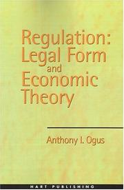 Cover of: Regulation