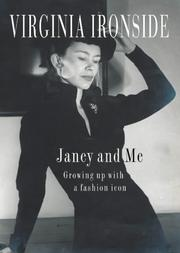 Cover of: Janey and Me